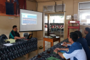 Workshop Teknik Pengelasan Bekerjasama Dengan INLASTEK