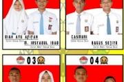 Profil Calon Ketua & Wakil Ketua OSIS Masa Bhakti 2019-2020